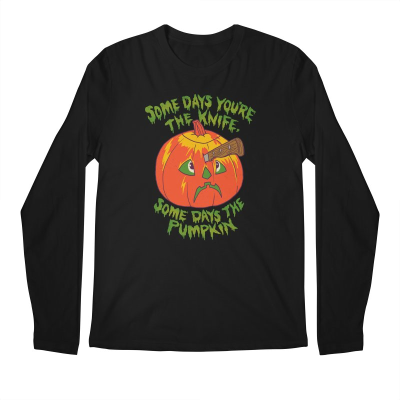 Some Days Men's Regular Longsleeve T-Shirt by hillarywhiterabbit's Artist Shop