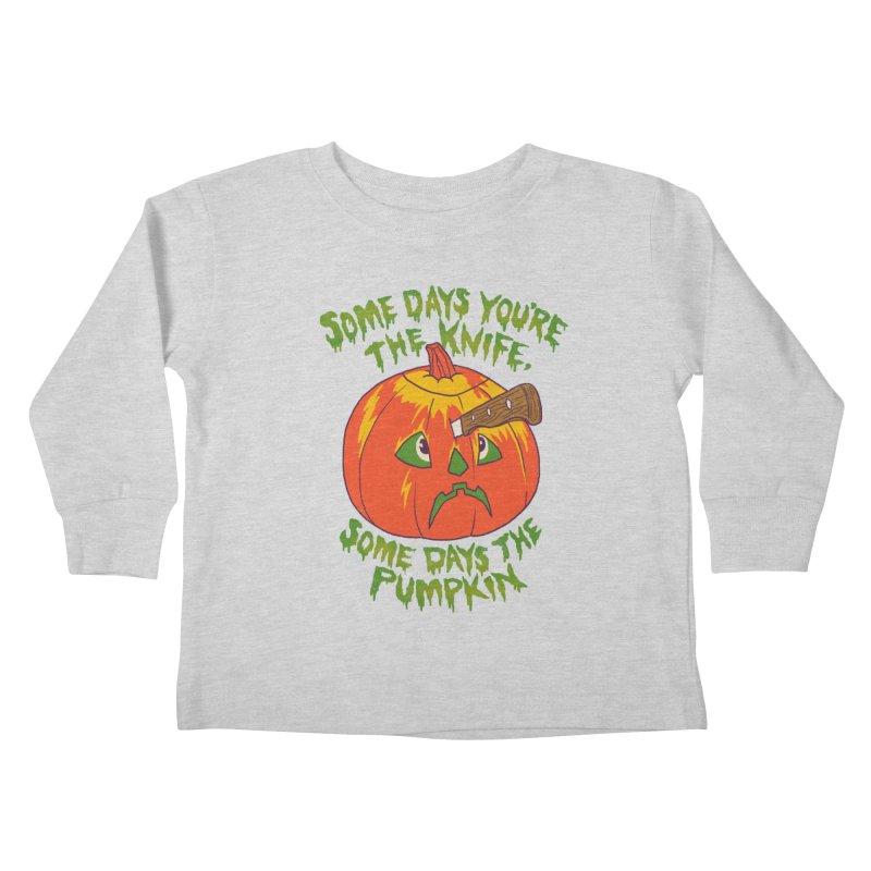 Some Days Kids Toddler Longsleeve T-Shirt by hillarywhiterabbit's Artist Shop