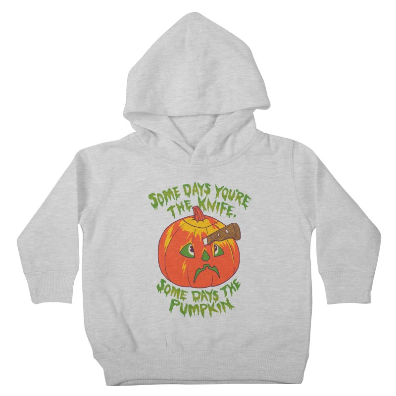 Some Days Kids Toddler Pullover Hoody by hillarywhiterabbit's Artist Shop