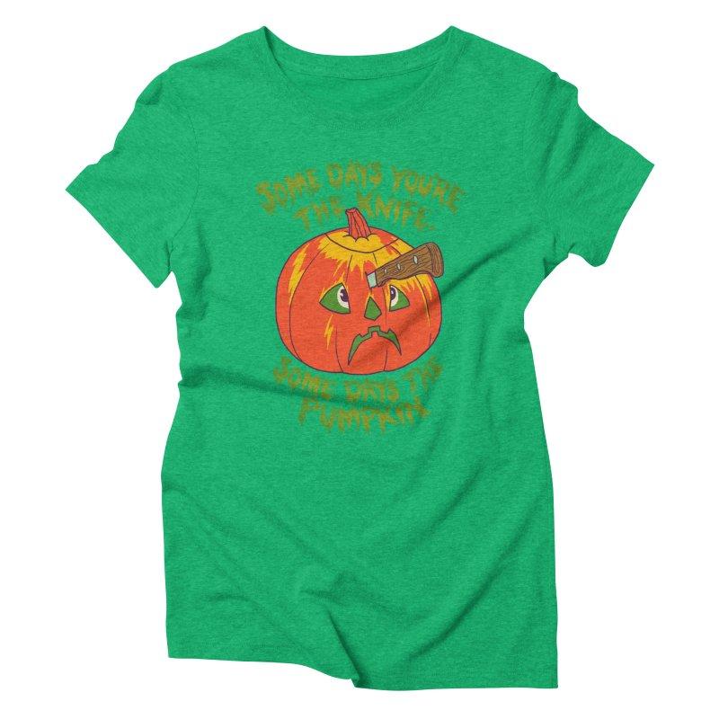 Some Days Women's Triblend T-Shirt by hillarywhiterabbit's Artist Shop