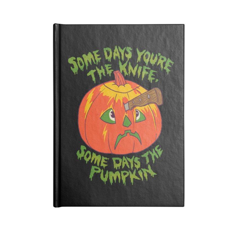 Some Days Accessories Notebook by hillarywhiterabbit's Artist Shop