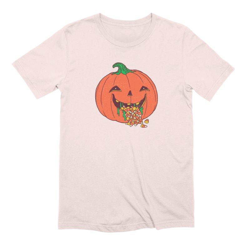 Halloween Hangover Men's Extra Soft T-Shirt by hillarywhiterabbit's Artist Shop