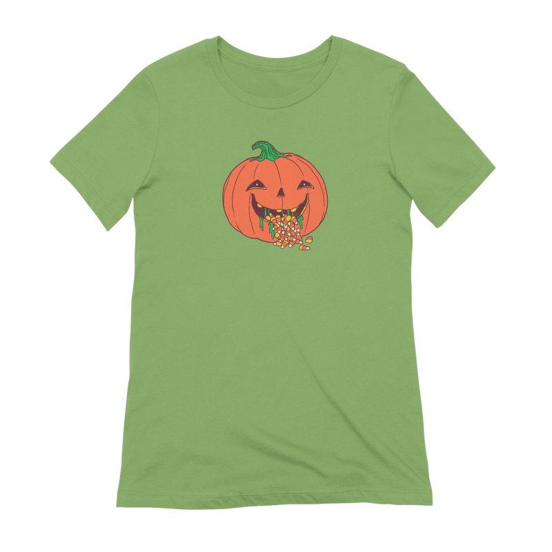 Halloween Hangover Women's Extra Soft T-Shirt by hillarywhiterabbit's Artist Shop
