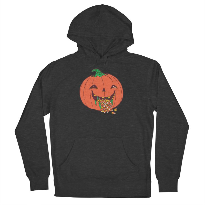Halloween Hangover Women's French Terry Pullover Hoody by hillarywhiterabbit's Artist Shop
