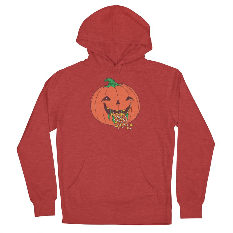 Halloween Hangover Men's French Terry Pullover Hoody by hillarywhiterabbit's Artist Shop