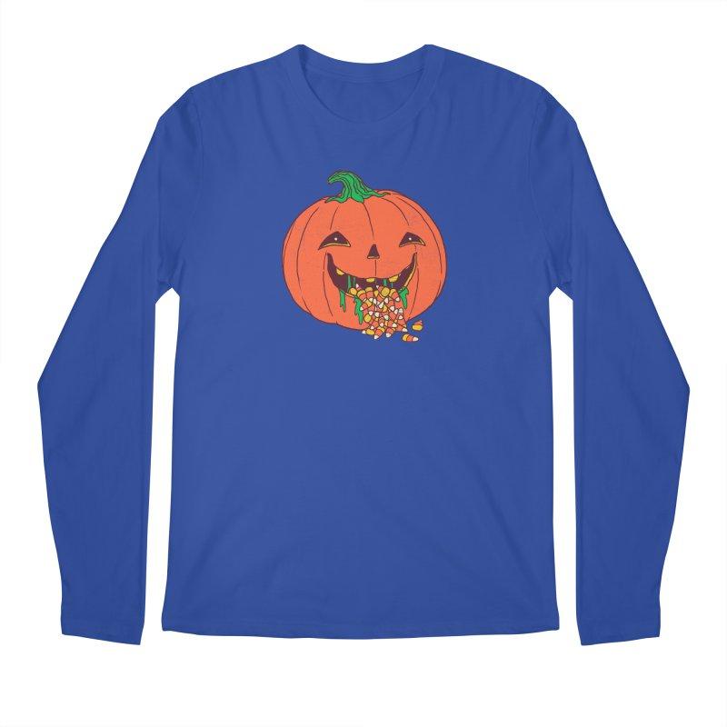 Halloween Hangover Men's Regular Longsleeve T-Shirt by hillarywhiterabbit's Artist Shop