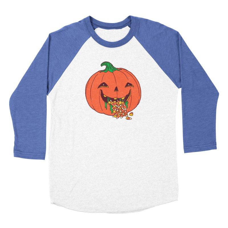 Halloween Hangover Men's Baseball Triblend Longsleeve T-Shirt by hillarywhiterabbit's Artist Shop