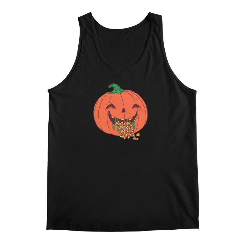 Halloween Hangover Men's Regular Tank by hillarywhiterabbit's Artist Shop