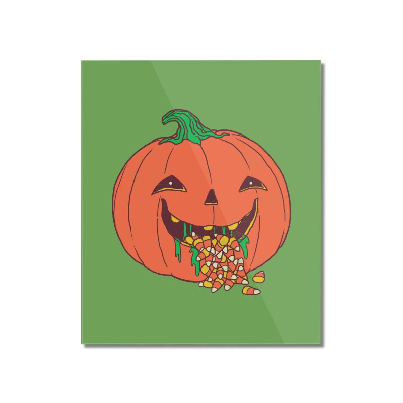 Halloween Hangover Home Mounted Acrylic Print by hillarywhiterabbit's Artist Shop