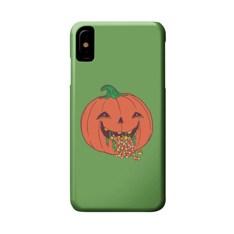 Halloween Hangover Accessories Phone Case by hillarywhiterabbit's Artist Shop