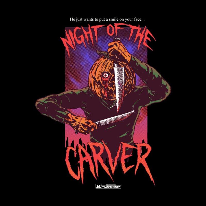 Night of the Carver Accessories Mug by hillarywhiterabbit's Artist Shop