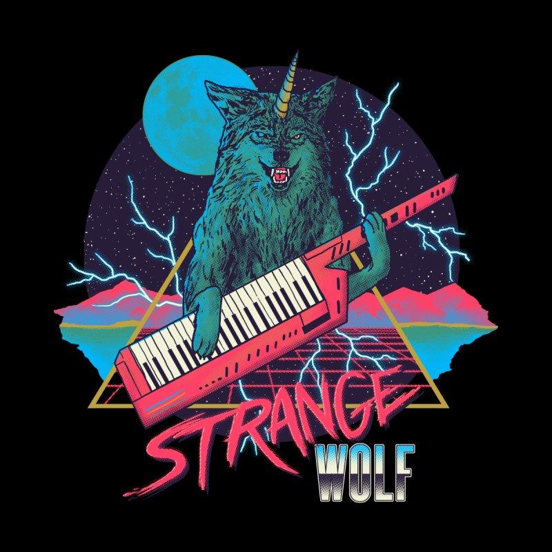 Strange Wolf by hillarywhiterabbit's Artist Shop