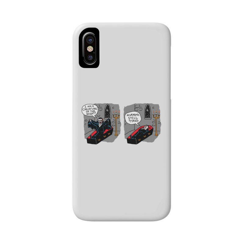 Creature Of The Night Accessories Phone Case by hillarywhiterabbit's Artist Shop