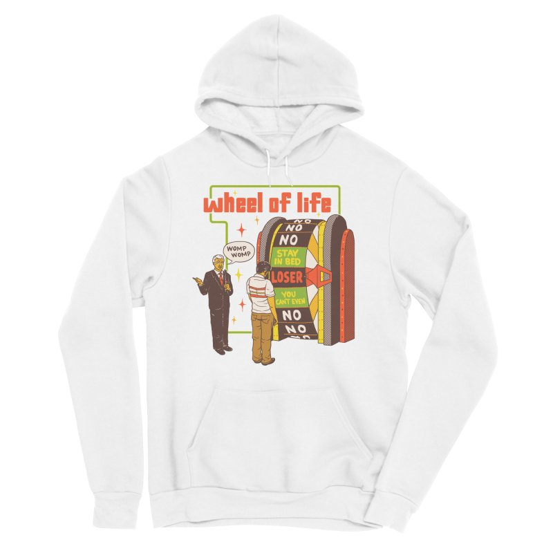 Wheel Of Life Women's Sponge Fleece Pullover Hoody by hillarywhiterabbit's Artist Shop