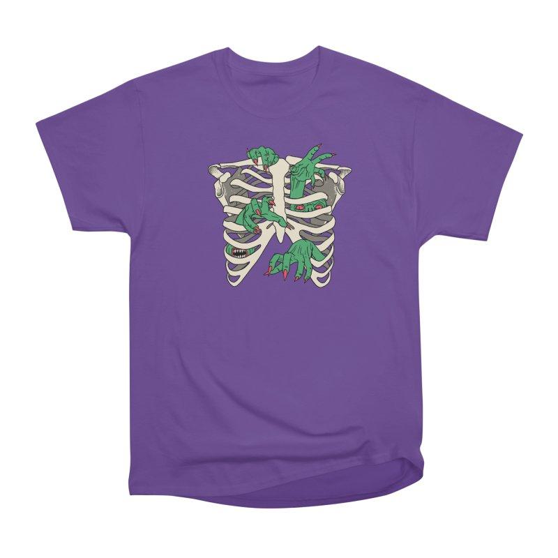 My Body Is A TempHELL Women's Heavyweight Unisex T-Shirt by hillarywhiterabbit's Artist Shop
