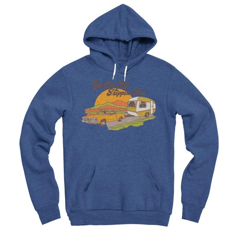 You Got me Trippin, Boo Women's Sponge Fleece Pullover Hoody by hillarywhiterabbit's Artist Shop