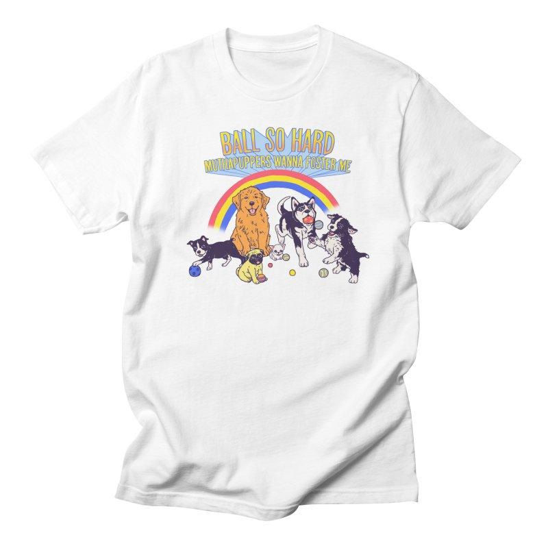 Puppies At Play Women's Regular Unisex T-Shirt by hillarywhiterabbit's Artist Shop
