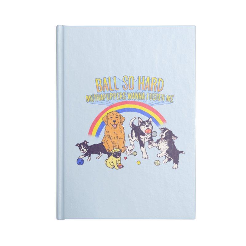 Puppies At Play Accessories Notebook by hillarywhiterabbit's Artist Shop