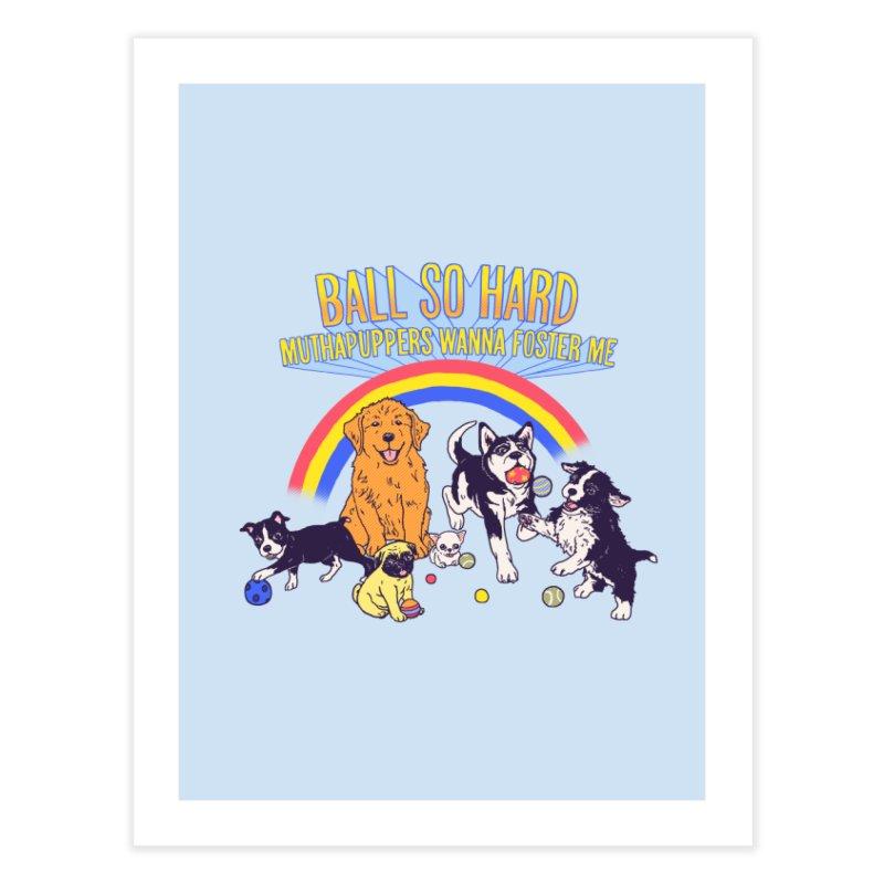 Puppies At Play Home Fine Art Print by hillarywhiterabbit's Artist Shop