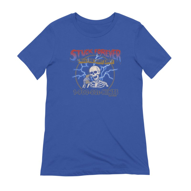 Hint Line Women's Extra Soft T-Shirt by hillarywhiterabbit's Artist Shop
