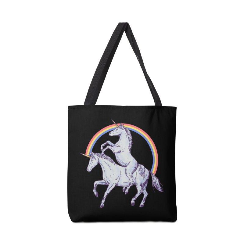 Unicorn Rider Accessories Bag by Hillary White
