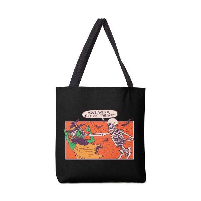 Move, Witch Accessories Bag by Hillary White