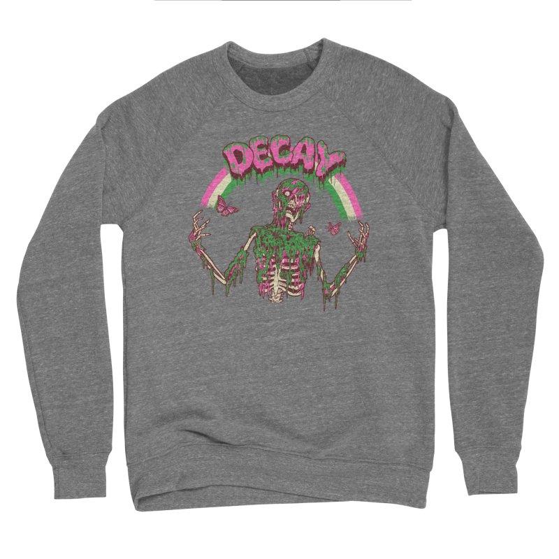Decay Men's Sponge Fleece Sweatshirt by Hillary White