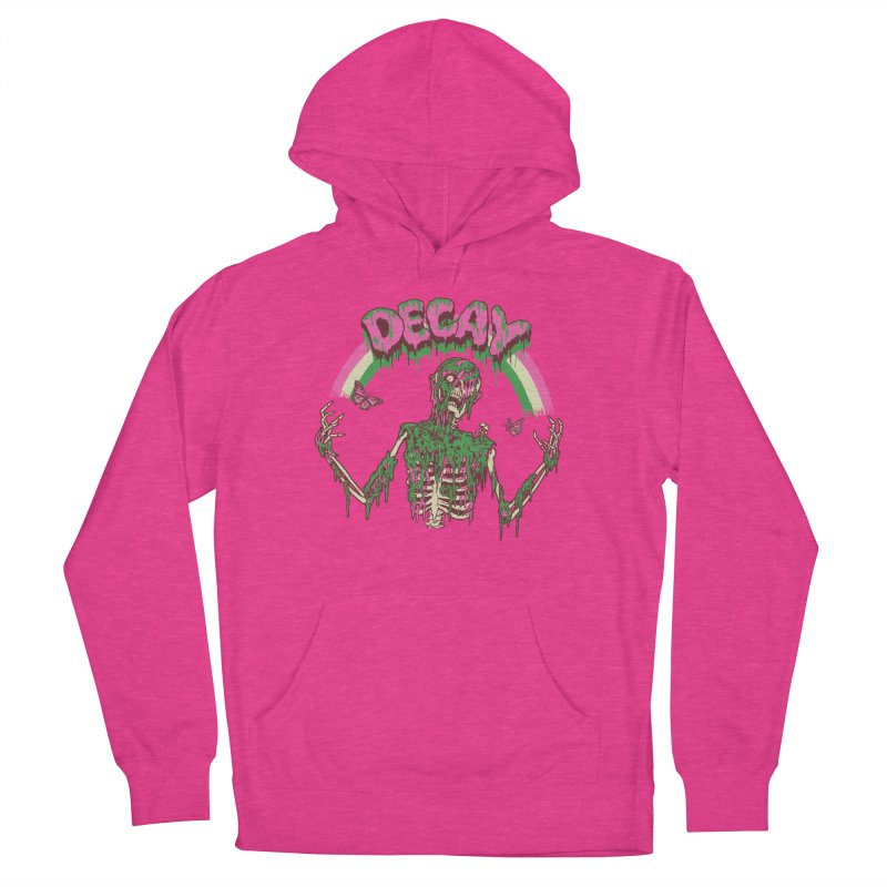 Decay Men's French Terry Pullover Hoody by Hillary White