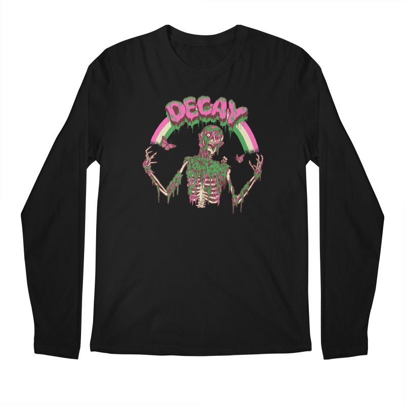 Decay Men's Regular Longsleeve T-Shirt by Hillary White