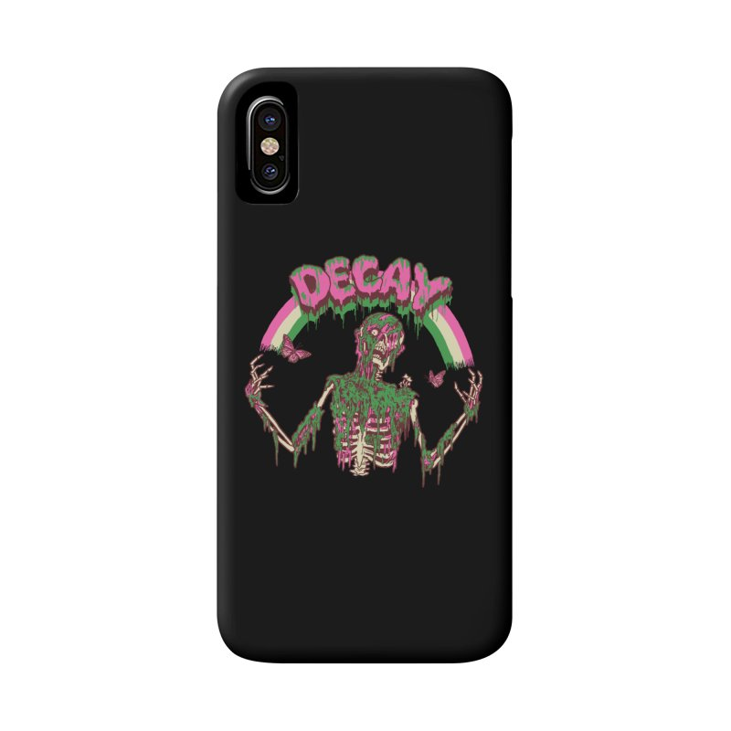 Decay Accessories Phone Case by Hillary White