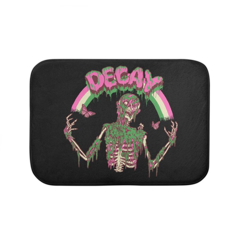 Decay Home Bath Mat by Hillary White
