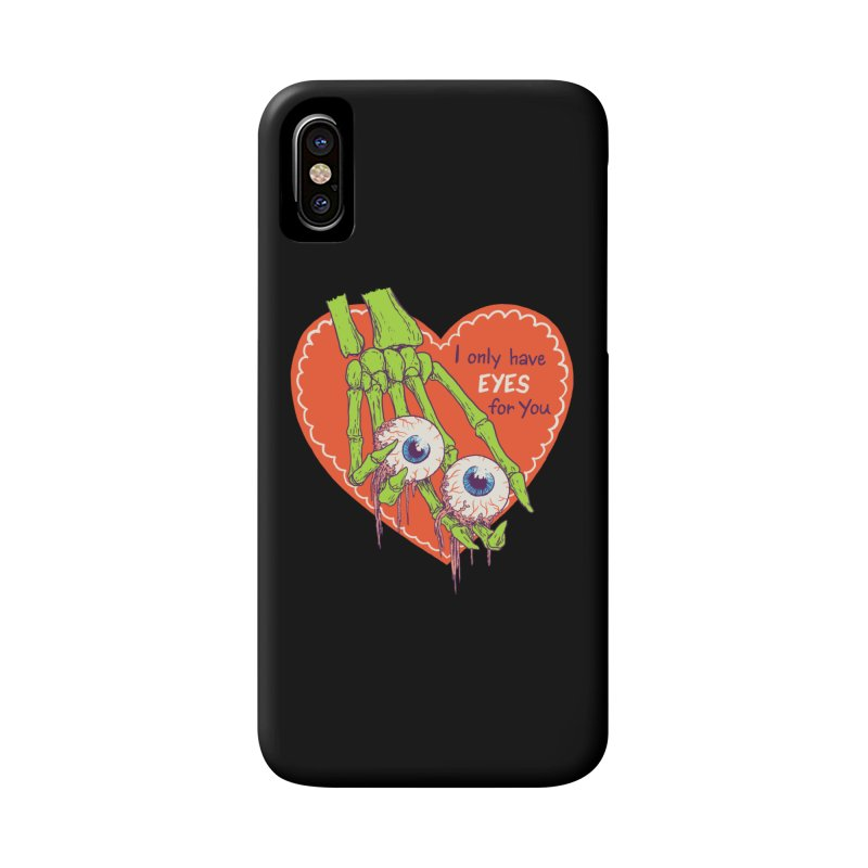 I Only Have Eyes For You Accessories Phone Case by Hillary White