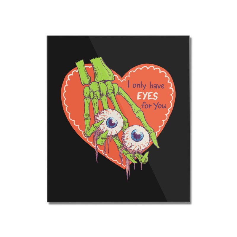 I Only Have Eyes For You Home Mounted Acrylic Print by Hillary White