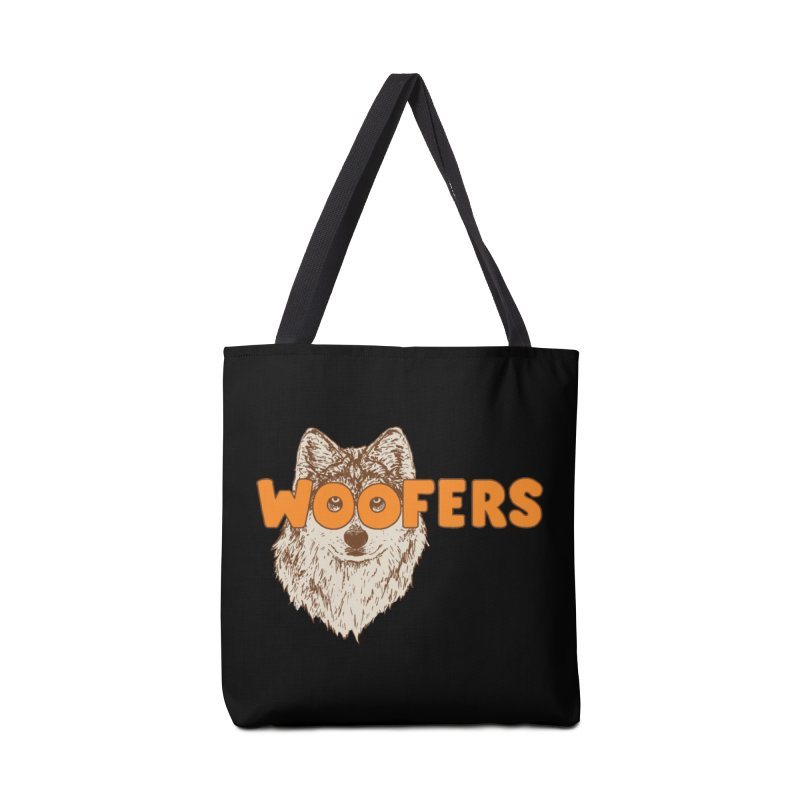 Woofers Accessories Bag by Hillary White