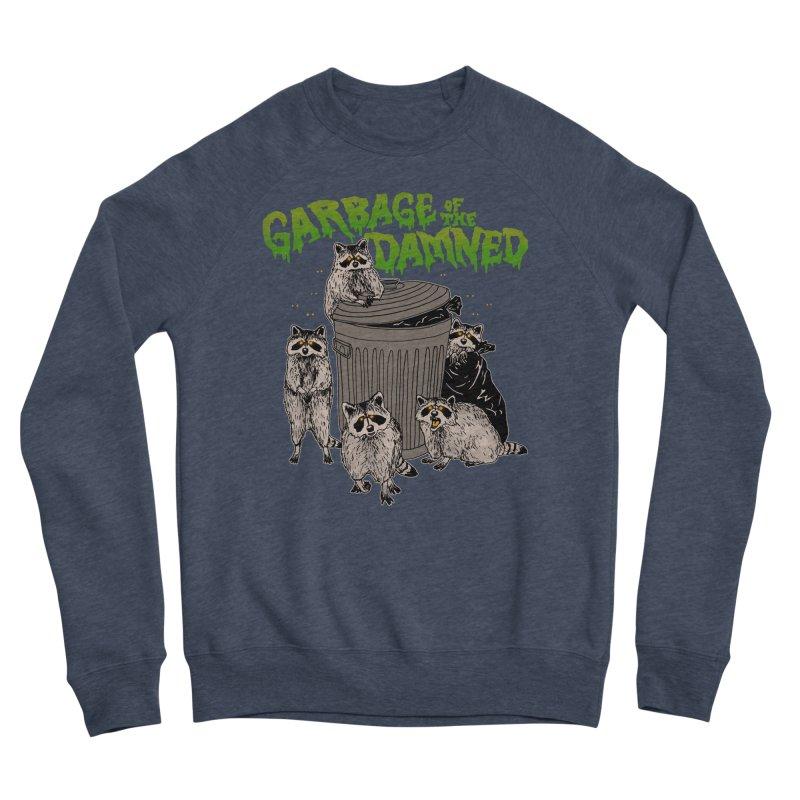 Garbage of the Damned Men's Sponge Fleece Sweatshirt by Hillary White