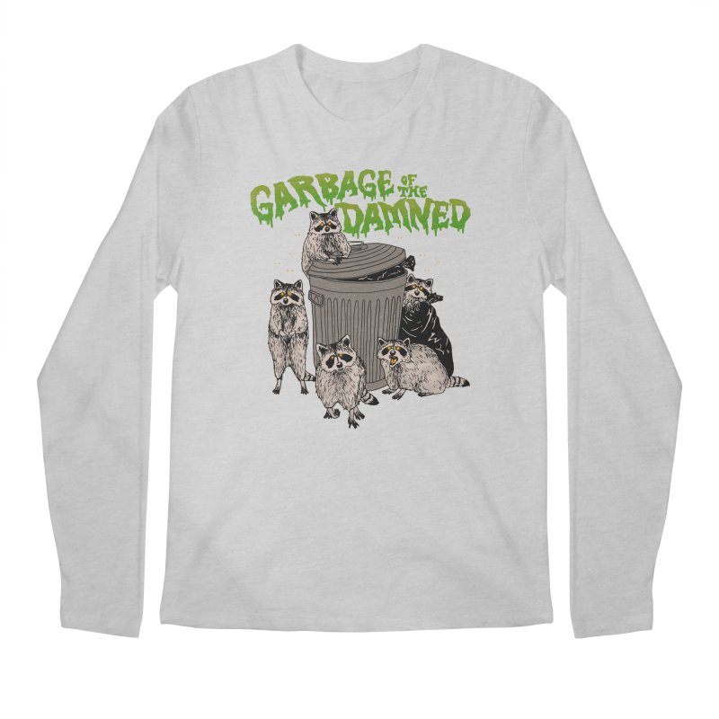 Garbage of the Damned Men's Regular Longsleeve T-Shirt by Hillary White