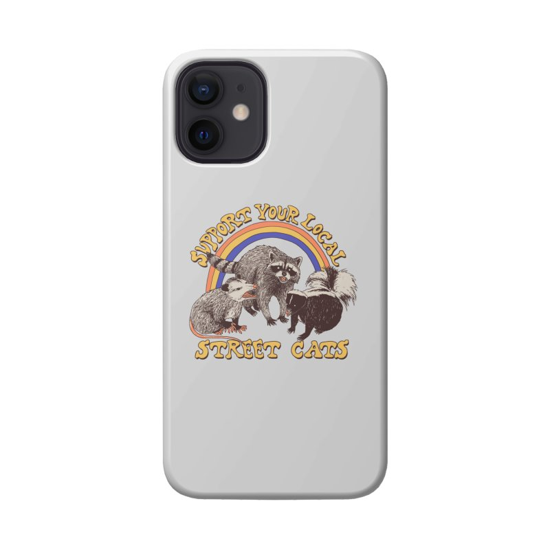 Street Cats Accessories Phone Case by Hillary White