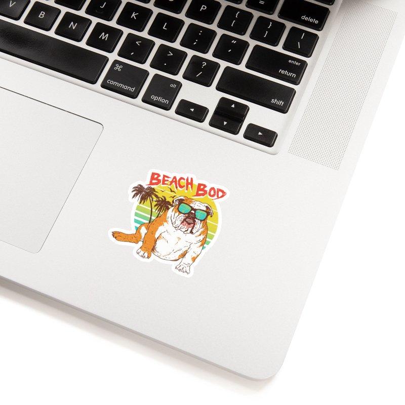 Beach Bod Accessories Sticker by Hillary White