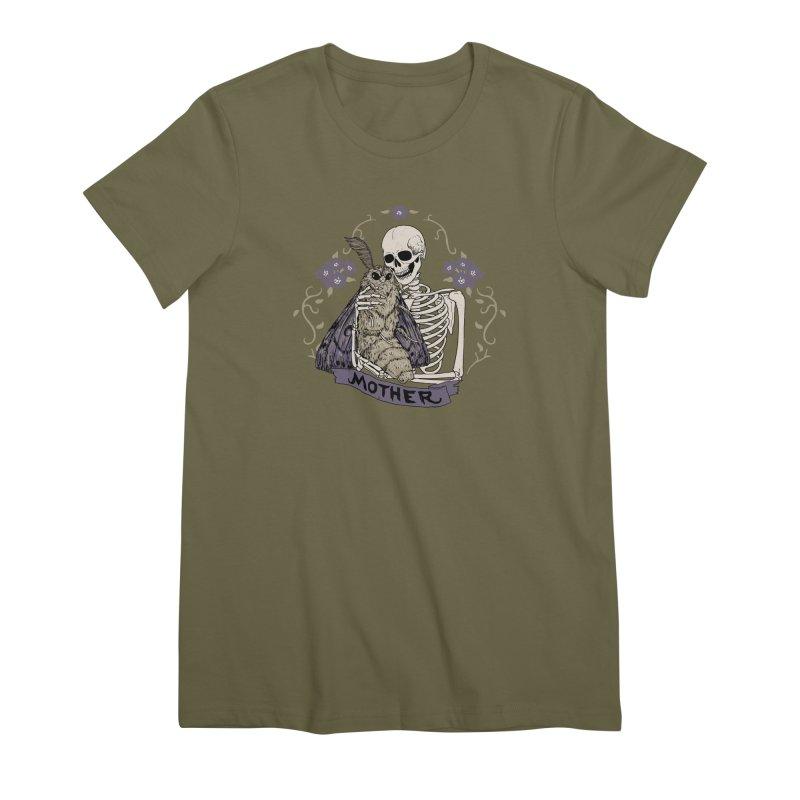 Mother Women's Premium T-Shirt by Hillary White