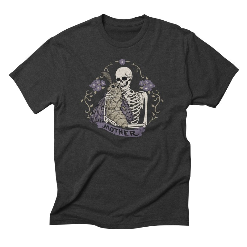 Mother Men's Triblend T-Shirt by Hillary White