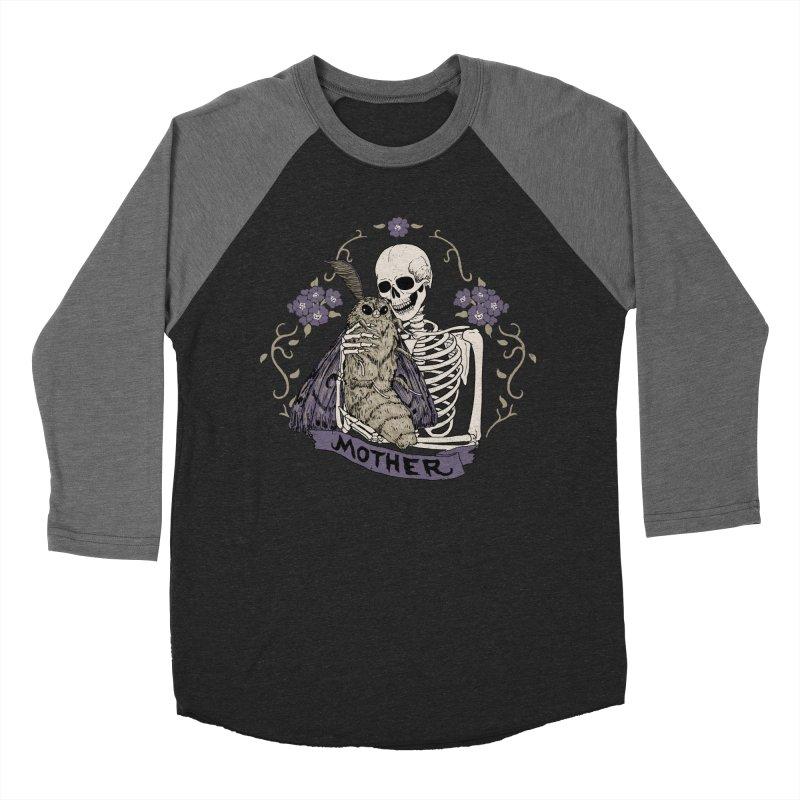 Mother Women's Baseball Triblend Longsleeve T-Shirt by Hillary White