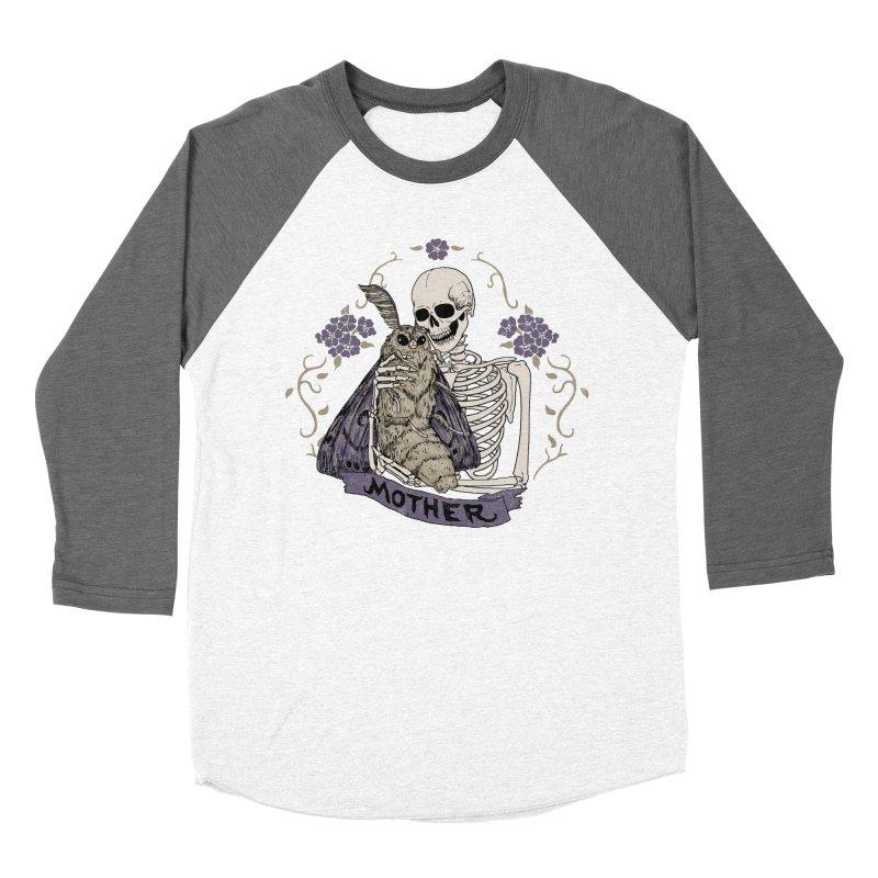Mother Men's Baseball Triblend Longsleeve T-Shirt by Hillary White