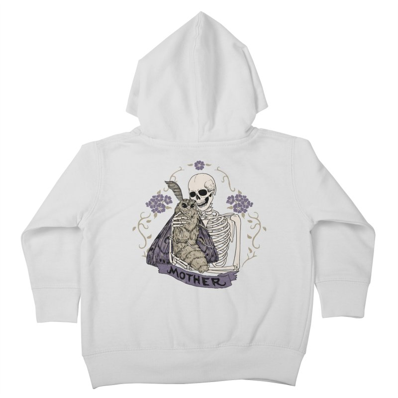 Mother Kids Toddler Zip-Up Hoody by Hillary White