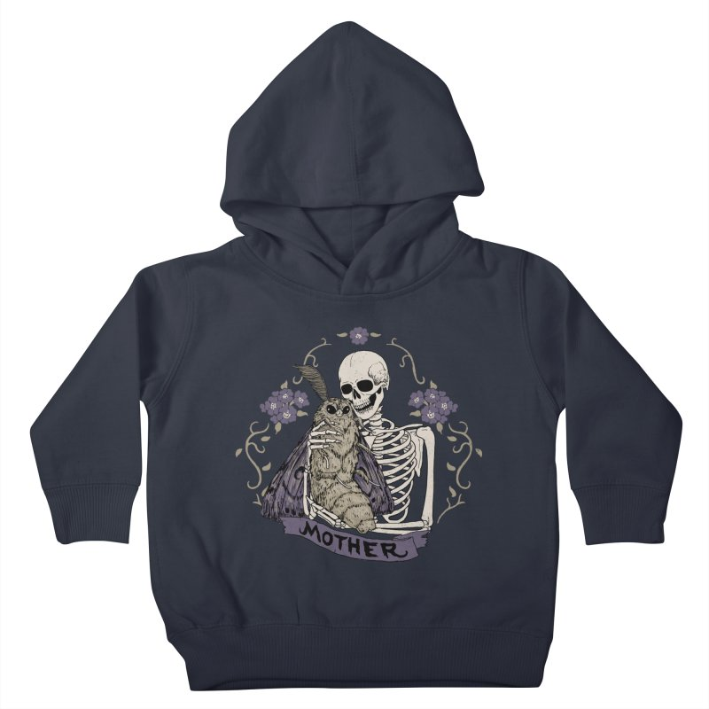 Mother Kids Toddler Pullover Hoody by Hillary White