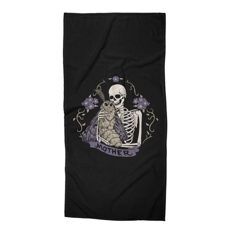 Mother Accessories Beach Towel by Hillary White