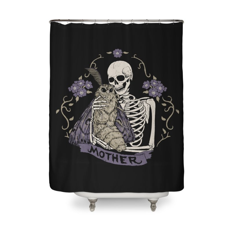 Mother Home Shower Curtain by Hillary White