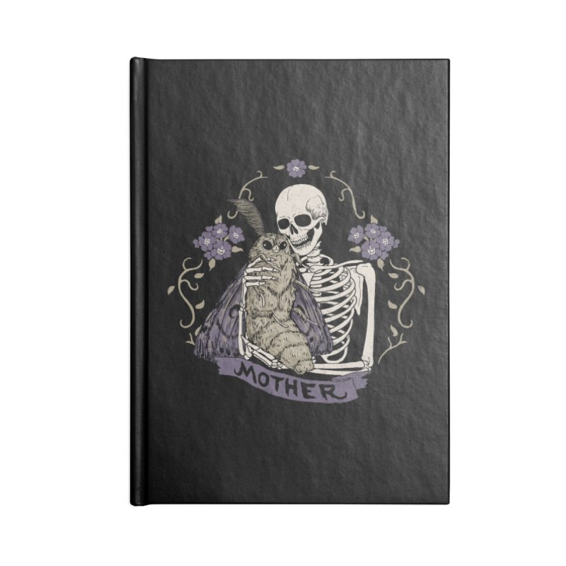 Mother Accessories Blank Journal Notebook by Hillary White