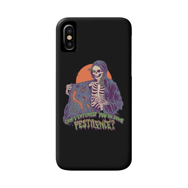 Pestilence Accessories Phone Case by Hillary White