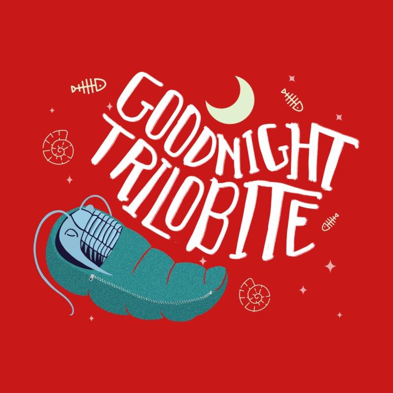 Goodnight Trilobite Men's T-Shirt by hilstod's Artist Shop
