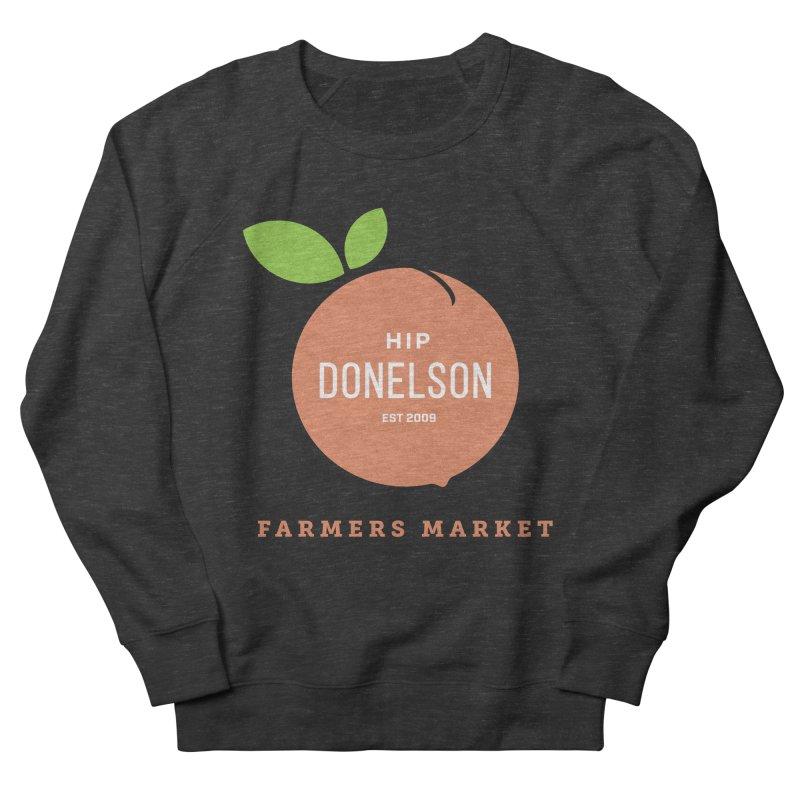 Farmers Market Logo Women's French Terry Sweatshirt by Hip Donelson Farmers Market